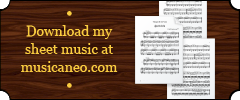 Download my sheet music at MusicaNeo