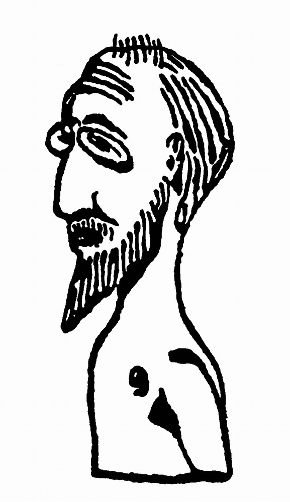 The Eccentric Figure of Erik Satie