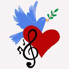 Пишите музыку ради Мира в Беларуси!