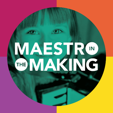 New charitable project Maestro-in-the-Making